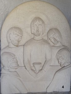 4 Dante Eucharistie